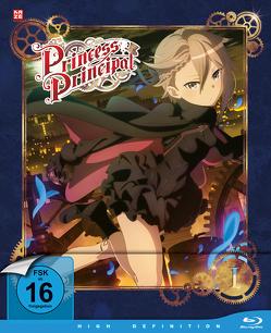 Princess Principal – Blu-ray 1 von Tachibana,  Masaki