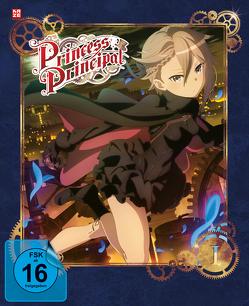 Princess Principal – DVD 1 von Tachibana,  Masaki