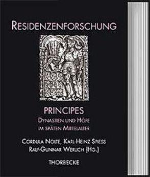 Principes von Nolte,  Cordula, Spiess,  Karl H, Werlich,  Ralf G