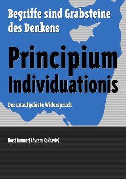 Principium Individuationis von Becker,  Alexander, Lummert,  Horst