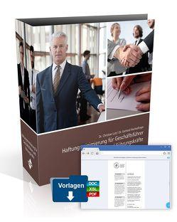 Print plus – Ausgabe Haftungsminimierung für Geschäftsführer und Führungskräfte (Print-Ausgabe + E-Book) von Hochedlinger,  Gerhard, Lutz,  Christian