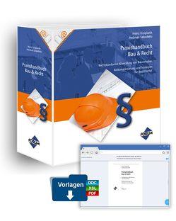 Print plus – Ausgabe Praxishandbuch Bau & Recht (Print-Ausgabe + E-Book) von Heinz,  Kropiunik