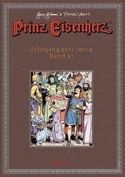 Prinz Eisenherz. Gianni & Yeates von Gianni,  Gary, Wolfgang,  Fuchs, Yeates,  Thomas