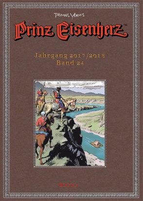 Prinz Eisenherz. Yeates-Jahre von Fuchs,  Wolfgang, Yeates,  Thomas