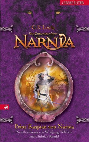 Prinz Kaspian von Narnia von Lewis,  Clive Staples
