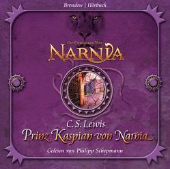 Prinz Kaspian von Narnia von Lewis,  C. S., Schepmann,  Philipp