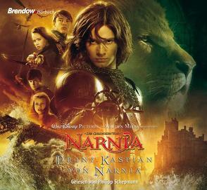 Prinz Kaspian von Narnia von Lademann-Wildhagen,  Lena, Lewis,  Clive Staples, Schepmann,  Philipp