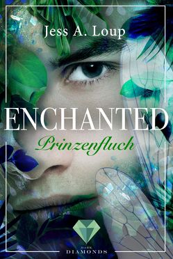 Prinzenfluch (Enchanted 2) von Loup,  Jess A.