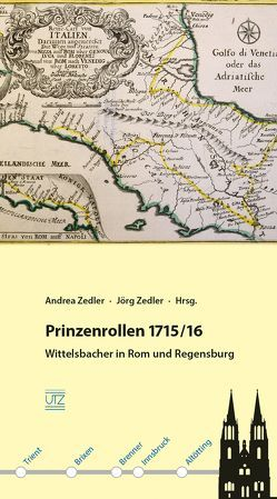 Prinzenrollen 1715/16 von Zedler,  Andrea, Zedler,  Jörg