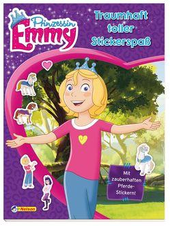 Prinzessin Emmy: Traumhaft toller Stickerspaß