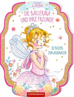 Prinzessin Lillifee: Die Ballerina und ihre Freunde von Monika Finsterbusch