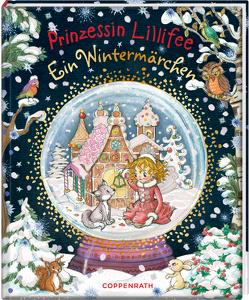 Prinzessin Lillifee – Ein Wintermärchen von Finsterbusch,  Monika