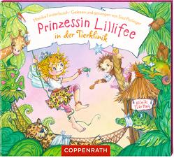 Prinzessin Lillifee in der Tierklinik (CD) von Finsterbusch,  Monika, Löhr,  Markus, Perlinger,  Sissi