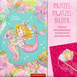 Prinzessin Lillifee: Kritzel-Kratzel-Bilder von Finsterbusch,  Monika