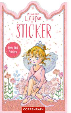 Prinzessin Lillifee – Sticker von Monika Finsterbusch