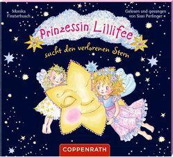 Prinzessin Lillifee sucht den verlorenen Stern (CD) von Finsterbusch,  Monika, Löhr,  Markus, Perlinger,  Sissi