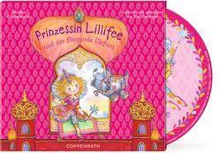 Prinzessin Lillifee und der fliegende Elefant (CD) von Finsterbusch,  Monika, Löhr,  Markus, Perlinger,  Sissi