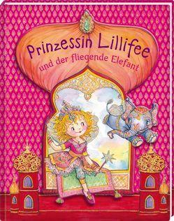 Prinzessin Lillifee und der fliegende Elefant von Finsterbusch,  Monika