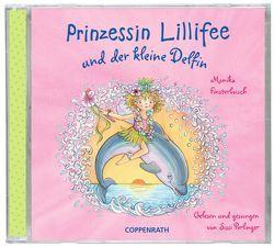 Prinzessin Lillifee und der kleine Delfin (CD) von audiocab, Finsterbusch,  Monika, Perlinger,  Sissi