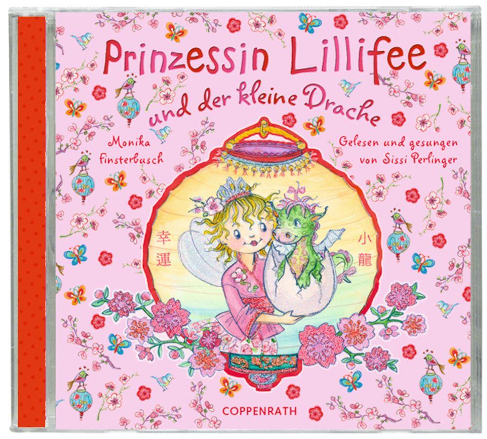 Prinzessin Lillifee Und Der Kleine Drache Cd Von Audiocab Finsterbu