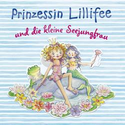 Prinzessin Lillifee und die kleine Seejungfrau von Finsterbusch,  Monika