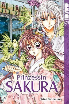 Prinzessin Sakura 04 von Tanemura,  Arina