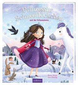 Prinzessin Schneeflöckchen und der Schneesturm von Fleming,  Lucy, Heapy,  Teresa