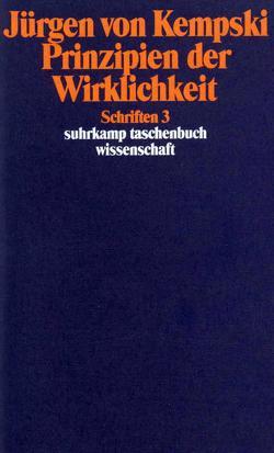 Prinzipien der Wirklichkeit von Eschbach,  Achim, Kempski,  Jürgen von