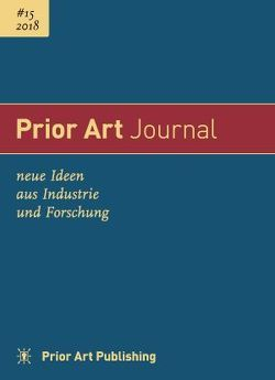 Prior Art Journal 2018 #15