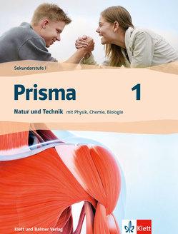 Prisma 1 / Prisma 1, Natur und Technik mit Physik, Chemie, Biologie