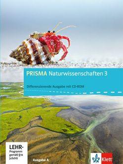 PRISMA Naturwissenschaften 3. Differenzierende Ausgabe A
