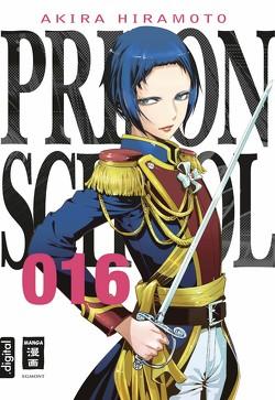 Prison School 16 von Hiramoto,  Akira, Stenger,  Karl