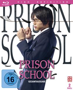 Prison School – Live Action – Gesamtausgabe – Blu-ray Box (2 Blu-rays) [Limited Edition] von Iguchi,  Noboru