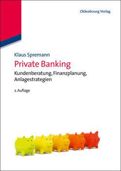 Private Banking von Spremann,  Klaus