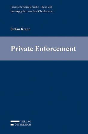 Private Enforcement von Krenn,  Stefan