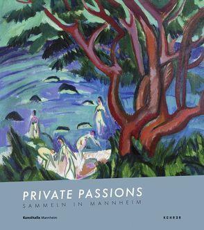 Private Passions von Herold,  Inge, Lorenz,  Ulrike