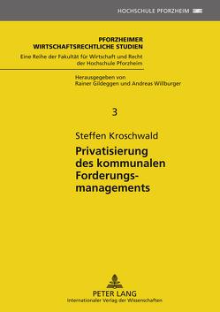 Privatisierung des kommunalen Forderungsmanagements von Kroschwald,  Steffen