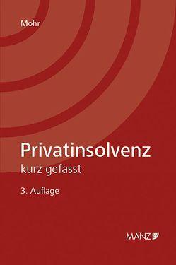 Privatinsolvenz von Mohr,  Franz