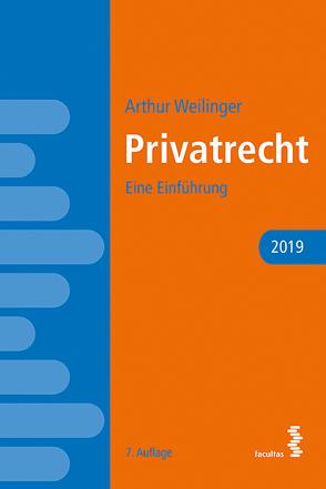 Privatrecht von Weilinger,  Arthur