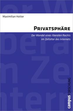 Privatsphäre von Hotter,  Maximilian