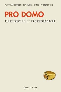 Pro domo von Krüger,  Matthias, Kuhn,  Léa, Pfisterer,  Ulrich