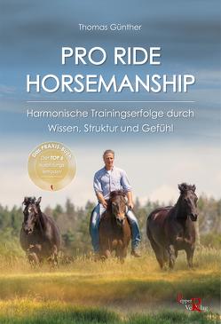 PRO RIDE HORSEMANSHIP von Günther,  Thomas, Kreuer,  Susanne