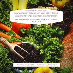 Probier's mal mit…säurearmen Rezepten auf dem Herd zubereitet bei leichtem Sodbrennen von Lundqvist,  Mattis, Olsson,  Astrid
