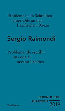 Probleme beim Schreiben einer Ode an den pazifischen Ozean von Berger,  Timo, Raimondi,  Sergio