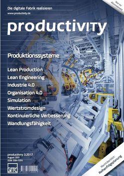 productivity 3/2017 von Gronau,  Nobert
