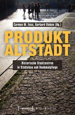 Produkt Altstadt von Enss,  Carmen M., Vinken,  Gerhard