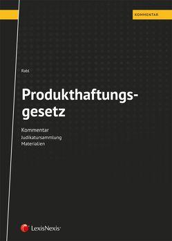 Produkthaftungsgesetz von Rabl,  Christian