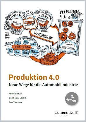 Produktion 4.0 von Media-Manufaktur GmbH