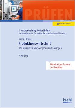 Produktionswirtschaft von Krause,  Bärbel, Krause,  Günter