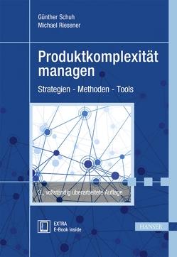 Produktkomplexität managen von Schuh,  Günther